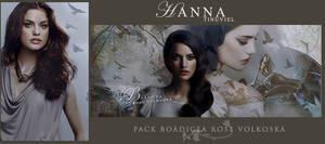 Boadicea Rose Volkoska by HannaTinuviel