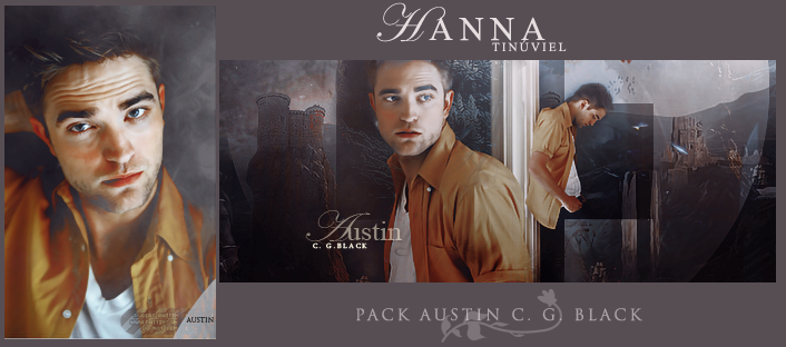 Austin C. G. Black by HannaTinuviel