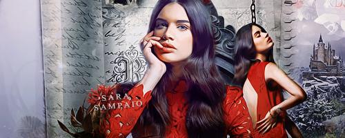 Sara Sampaio by HannaTinuviel