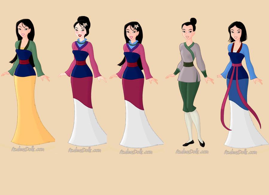 Mulan by Princess-Rosella ...  sc 1 st  DeviantArt & Mulan by Princess-Rosella on DeviantArt