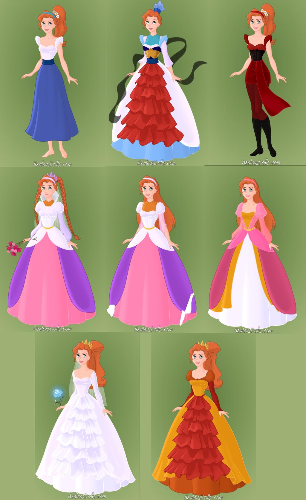 Thumbelina By Princess Rosella On Deviantart