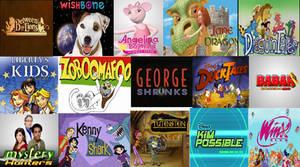 Top 50 Kids Show Part 2
