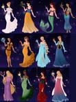 Disney Goddesses