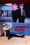 'Lesson Zero' movie Poster.