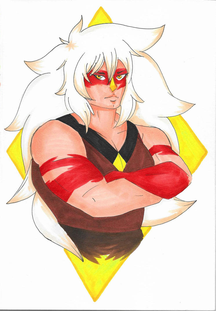 I'm a huge nerd for Steven Universe, btw. Jasper is one of my favorite characters on the show; shes big, she buff and shes got alot of potential for the show. I'm still waiting on her redemption ar...