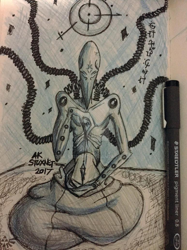 Guardian  Oelcune. by AK-Stuxnet