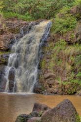 Waimea falls by harlanm