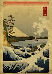 Hiroshige by harlanm