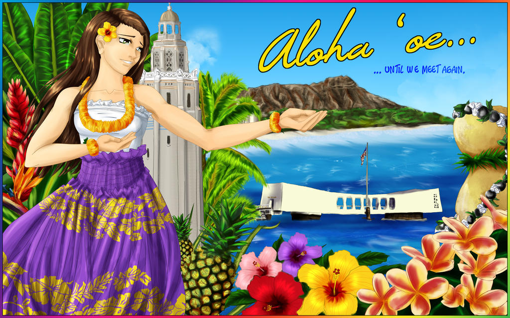 aloha oe Browse our 14 arrangements of aloha oe sheet music is available for piano, voice, guitar and 25 others with 12 scorings and 1 notation in 4 genres find your perfect arrangement and access a variety of transpositions so you can print and play instantly, anywhere.