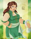 A:TLA OC - Big Sister Su