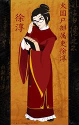 A:tLA OC - Murni of Clan Xu