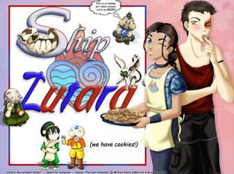Zutara Recruitment Poster by sylvacoer