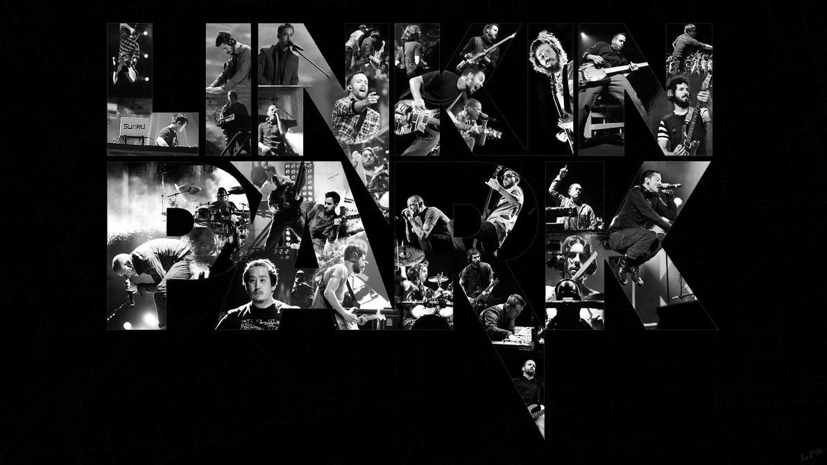 Rock band minimalist poster Linkin Park P o s t e r s P