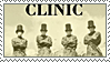 Stamp: Clinic by ASSKISSER
