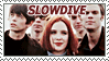 Stamp: Slowdive 1 by A44Design