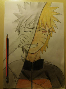 Naruto Past and Now