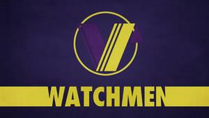 Minimalist Watchmen Wallpaper : Ozymandias