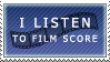 Film Score Stamp by rushpoint