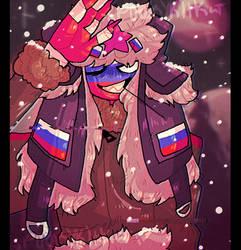 Snowy Russia by Sp00kyKitkat
