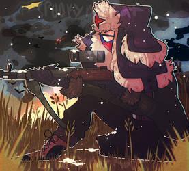 Russian war by Sp00kyKitkat