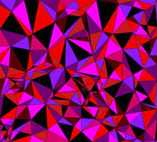 Girly Abstract Colours by Michaela-DelphineFAN