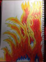 Flame by Michaela-DelphineFAN