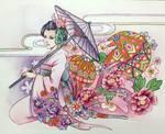 Mermay Geisha