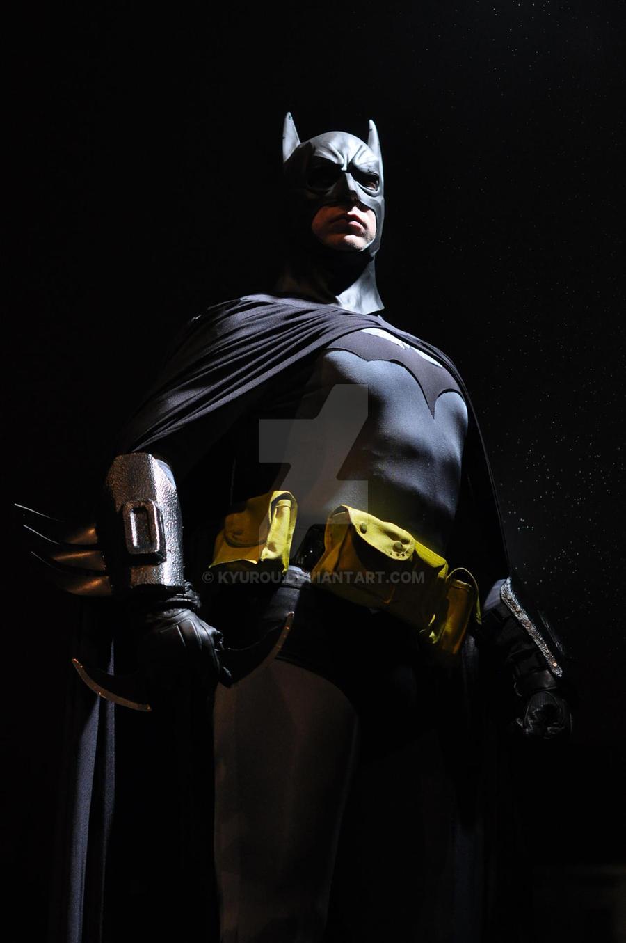 I am Batman by kyurou