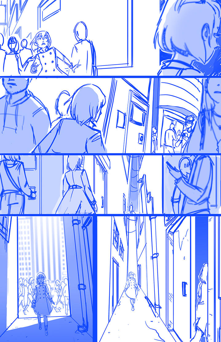 Centralia2050 WIP page by silentillusion