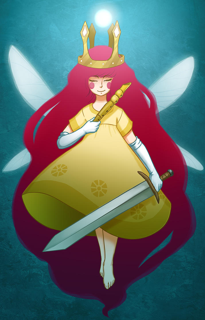 Child of Light by silentillusion