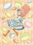 Sweet Macaron Lolita