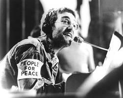 John Lennon by rocketbetweensun