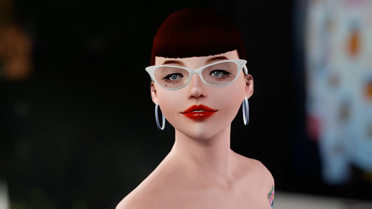 Lois Hollybush by amoebae