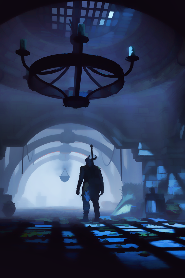 Underworld by amoebae