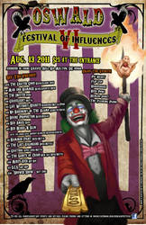 Oswald Fest Poster
