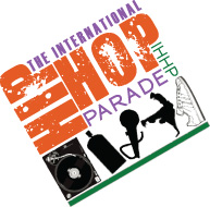 International Hip Hop Parade Logo by MinCaleb