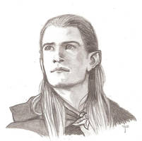 Legolas 5 by Wild-Huntress