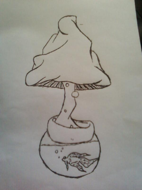 Image Result For Psychedelic Mushroom Coloring