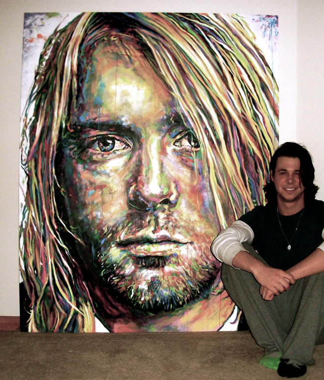 Kurt Cobain - Finished by Flashback33
