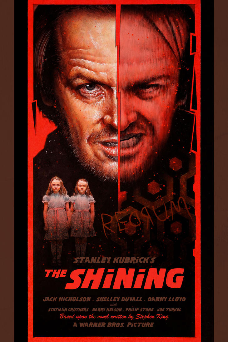 The Shining by Flashback33