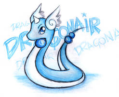 Dragonair by Naaraskettu