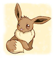 Eevee by Naaraskettu