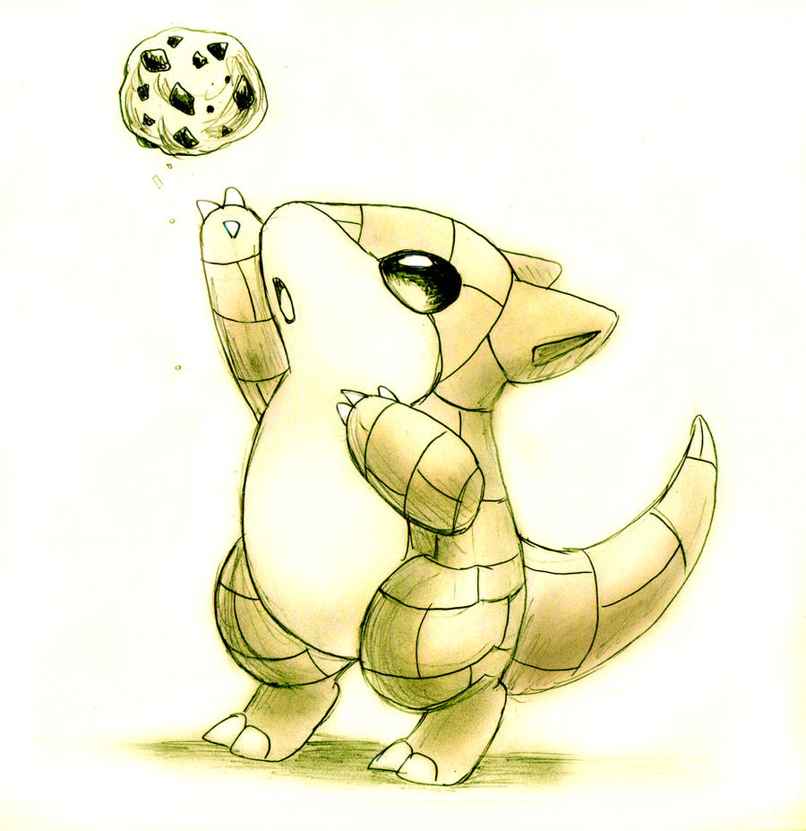 Pokemon Sandshrew Evolution Images | Pokemon Images