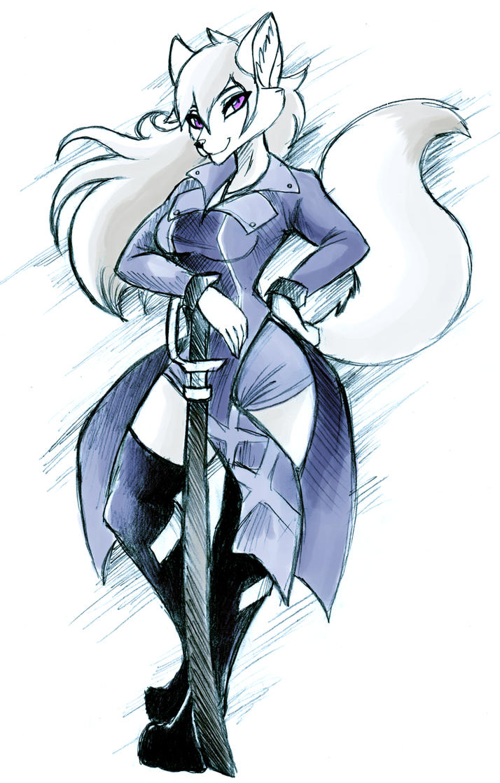COMMISSION: Princess Freyja Rebane by Naaraskettu