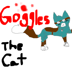 GogglesTheCat's Profile Picture