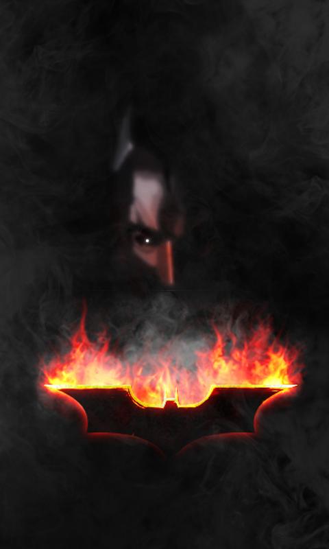 The Bat (PHONE BG) by Magniwald