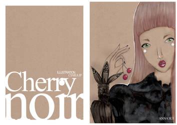 Cherry Noir - one.