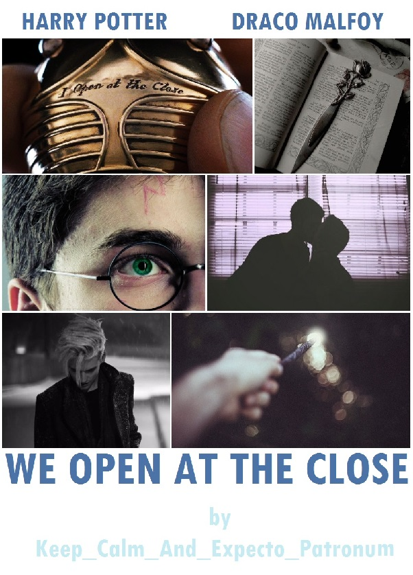 We Open at the Close - Chapter 1