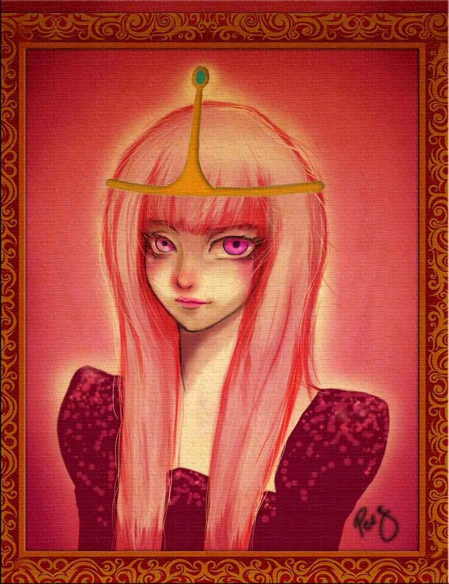Royal Candy Portrait by Peszymer