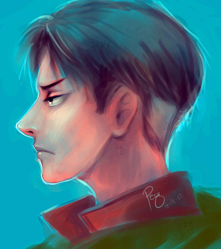 Captain Levi by Peszymer